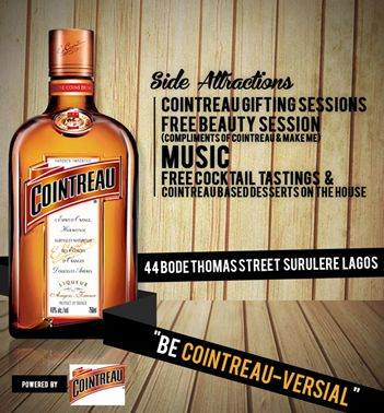 Cointreau - BellaNaija - September 2013