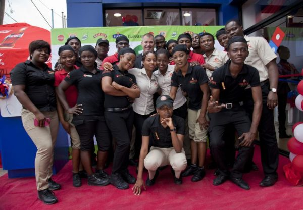Cold Stone Eat n Go Launch - BellaNaija - September2013024