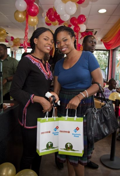 Cold Stone Eat n Go Launch - BellaNaija - September2013043