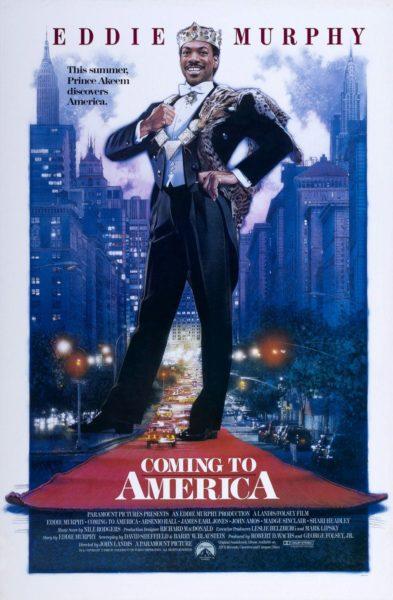 Coming to America Poster - September 2013 - BellaNaija