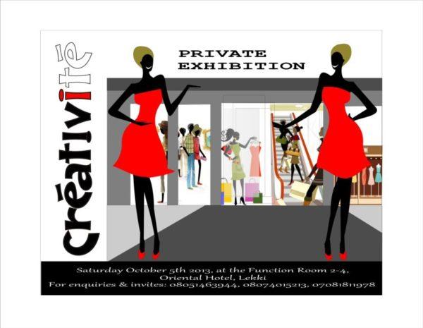 Creativite Exhibition - BellaNaija - September 2013