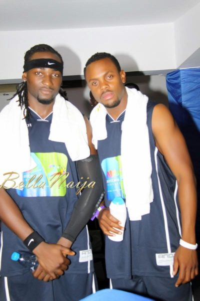 Gideon Okeke & Melvin Oduah
