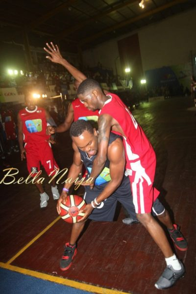 DSTV Celebrity Basketball Throwdown - September 2013 - BellaNaija - 039