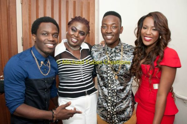 Dammy Krane & His Mom's Reunion - September 2013 - BellaNaija - BN 025