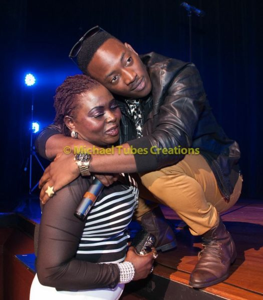 Dammy Krane & His Mom's Reunion - September 2013 - BellaNaija - BN 027