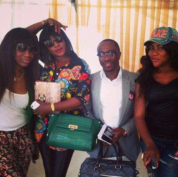 Ebube Nwagbo, Ini Edo - September 2013 - BellaNaija