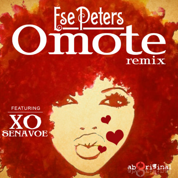 Ese Peters XO Senavoe - Omote Remix - September 2013 - BellaNaija