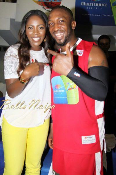 Tiwa Savage & Darey Art Alade
