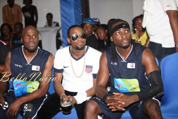 "Ikechukwu ""Killz"", D'banj & Gbenro Ajibade"