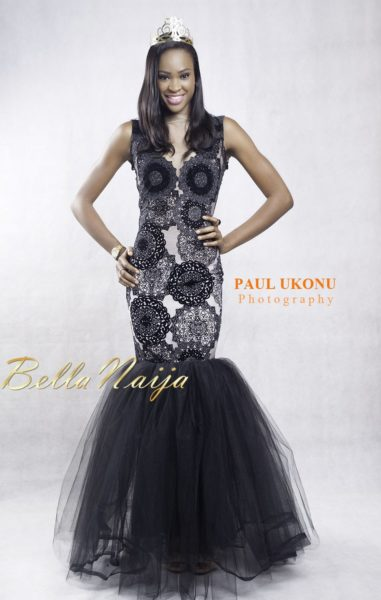 Ezinne Akudo - Miss Nigeria 2013 - September 2013 - BellaNaija 01