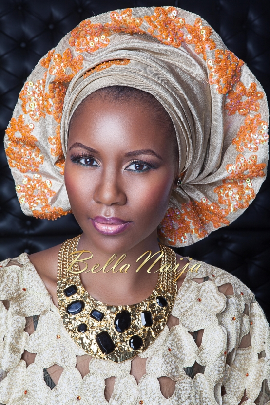 Traditional Wedding Makeup Pictures : BN Bridal Beauty: Traditional Nigerian Wedding Makeup ...