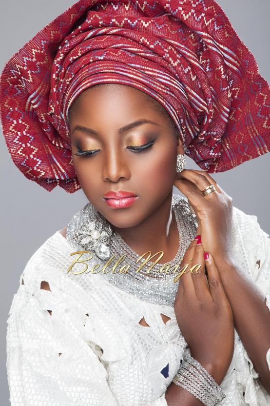 BN Bridal Beauty: Traditional Nigerian Wedding Makeup ...