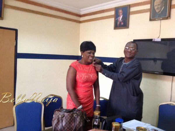 Funke Akindele appionted as Polio Ambassadoe - September 2013 - BellaNaija - 021