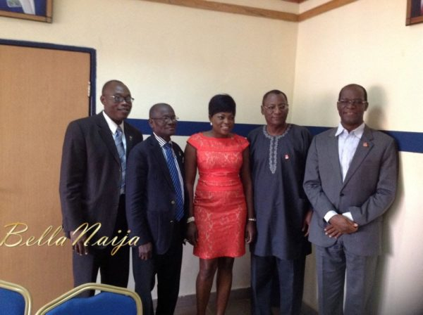 Funke Akindele appionted as Polio Ambassadoe - September 2013 - BellaNaija - 022