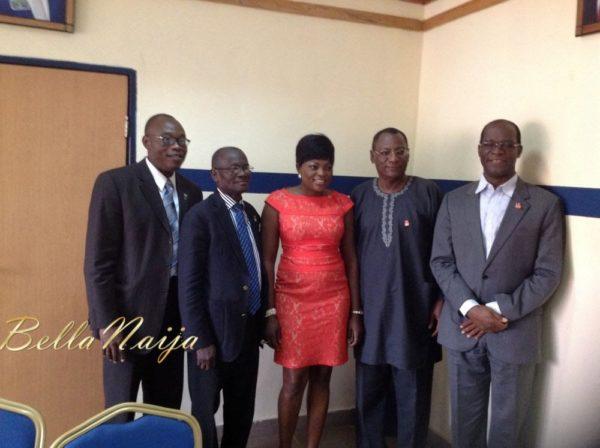 Funke Akindele appionted as Polio Ambassadoe - September 2013 - BellaNaija - 022