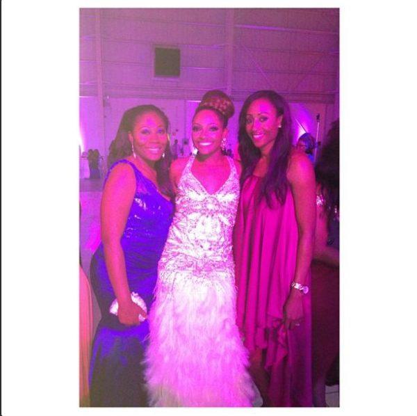 Gbemi Olateru-Olagbegi, Sharon Adeleke & Veronica Ebie-Odeka