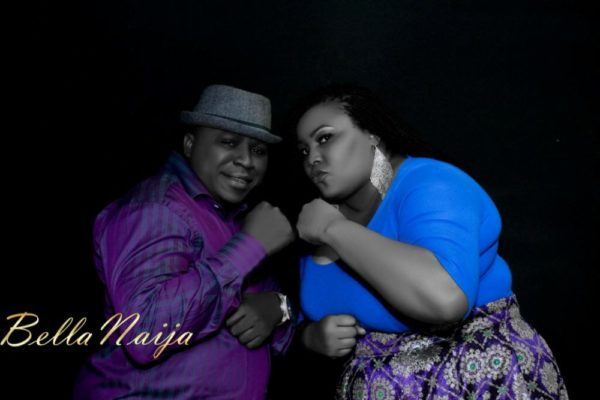 Gbenga Adeyika & Wana Udobang - BON Awards - September 2013 - BellaNaija - BN 021