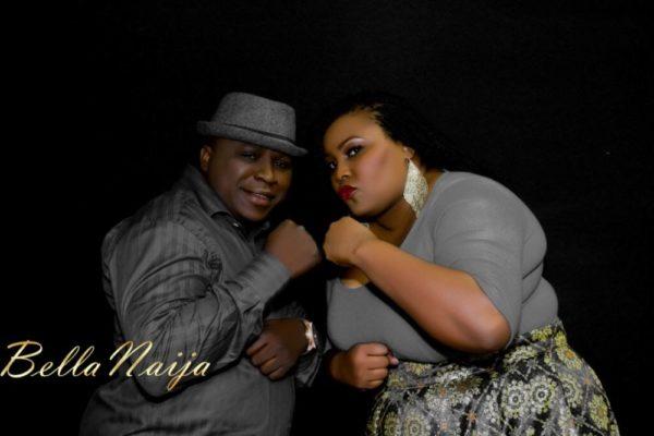 Gbenga Adeyika & Wana Udobang - BON Awards - September 2013 - BellaNaija - BN 022
