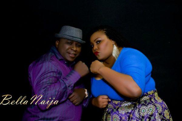 Gbenga Adeyika & Wana Udobang - BON Awards - September 2013 - BellaNaija - BN 024