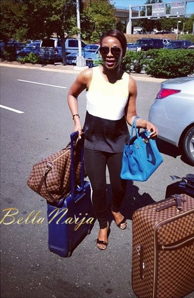 Genevieve Nnaji - September 2013 - BellaNaija