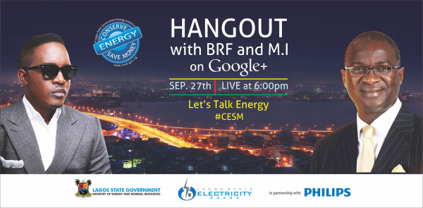 Google+ Hangout with BRF
