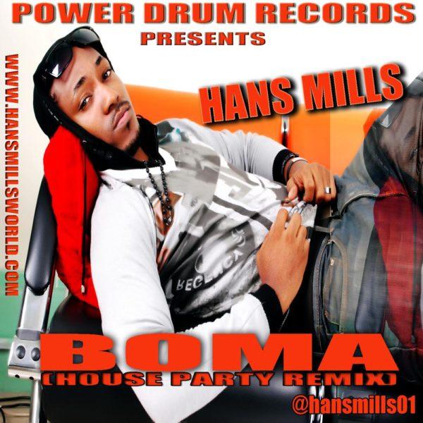 Hans Mills Boma CD