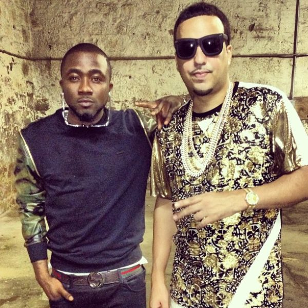 Ice Prince French Montana - Septmeber 2013 - BellaNaija (4)