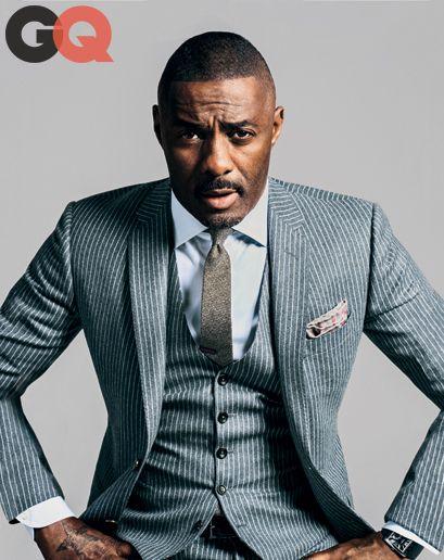 Idris Elba - GQ October 2013 Issue - September 2013 - BellaNaija - 021