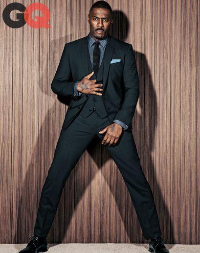 Idris Elba - GQ October 2013 Issue - September 2013 - BellaNaija - 024