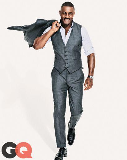 Idris Elba - GQ October 2013 Issue - September 2013 - BellaNaija - 027