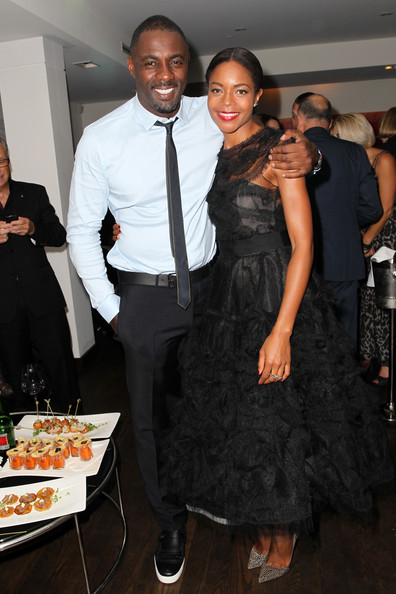 Idris Elba & Naomie Harris - Long Walk to Freedom - September 2013 - BellaNaija - BN