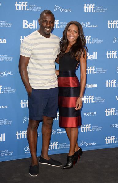 Idris Elba & Naomie Harris