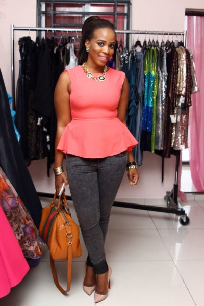 Imani Swank Pink Champagne Event  - BellaNaija - August2013013