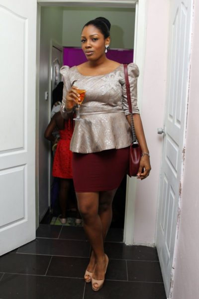 Imani Swank Pink Champagne Event  - BellaNaija - August2013027