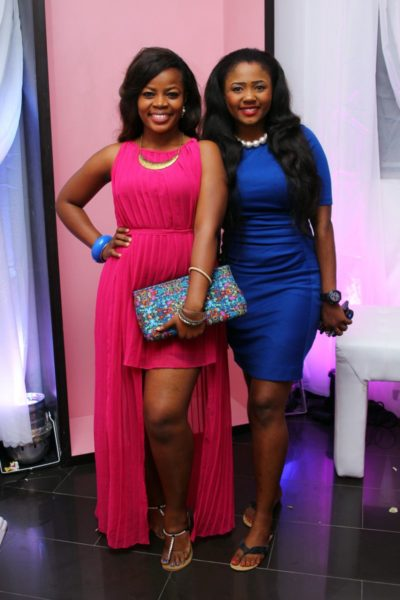 Imani Swank Pink Champagne Event  - BellaNaija - August2013043