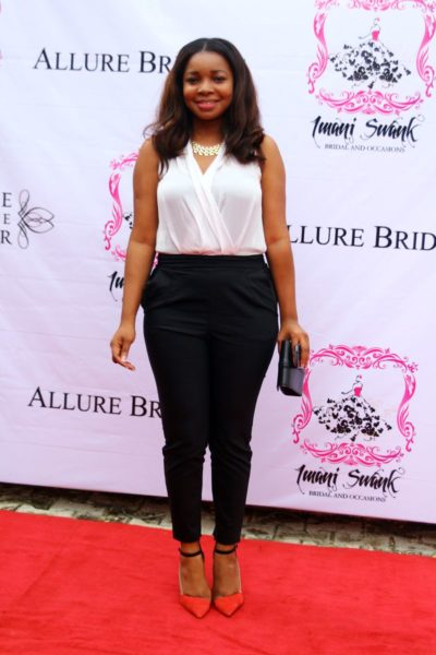 Imani Swank Pink Champagne Event  - BellaNaija - August2013044