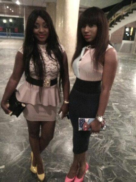 Ini Edo & Ebube Nwagbo