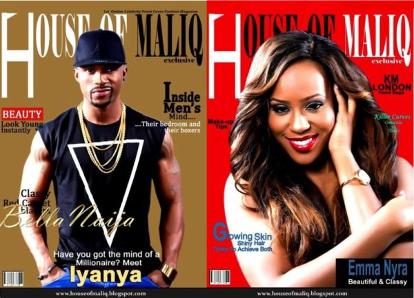 Iyanya & Emma Nyra - House of Maliq  - September 2013 - BellaNaija - 021