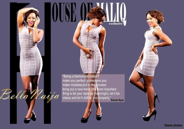 Iyanya & Emma Nyra - House of Maliq  - September 2013 - BellaNaija - 022