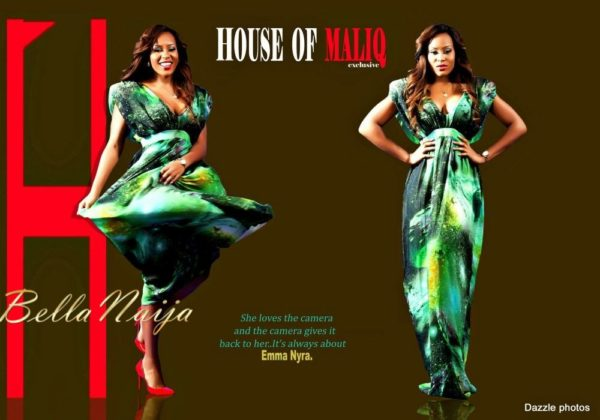 Iyanya & Emma Nyra - House of Maliq  - September 2013 - BellaNaija - 025