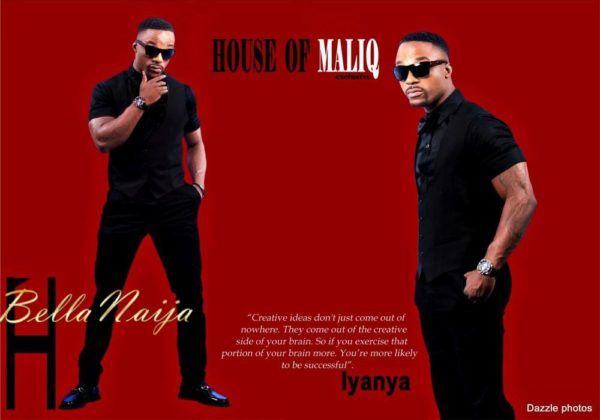 Iyanya & Emma Nyra - House of Maliq  - September 2013 - BellaNaija - 026