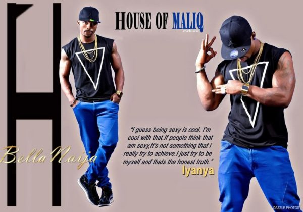 Iyanya & Emma Nyra - House of Maliq  - September 2013 - BellaNaija - 027