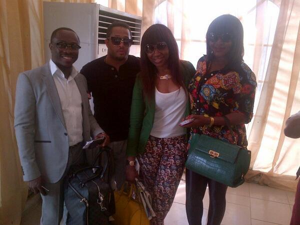 Julius Agwu, Mike Ezuruonye, Ebube Nwagbo & Ini Edo