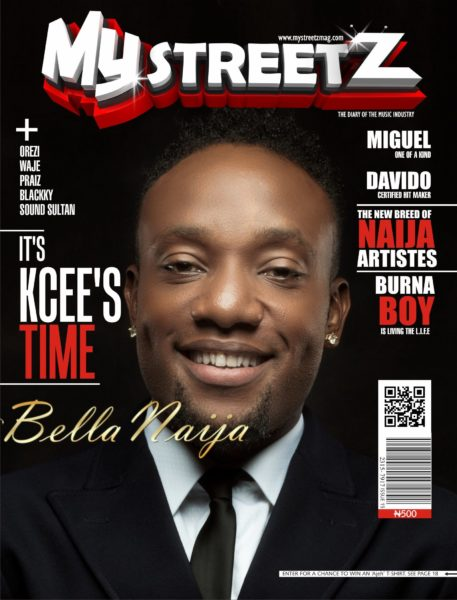K-Cee Mystreetz - September 2013 - BellaNaija