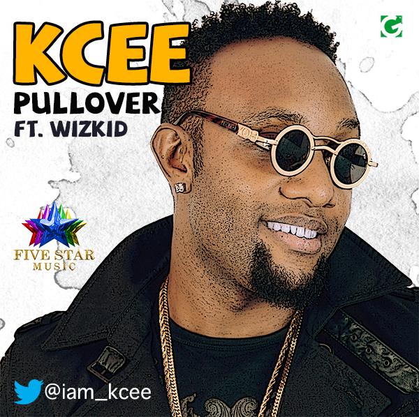 K-Cee Wizkid - Pull Over - September 2013 - BellaNaija