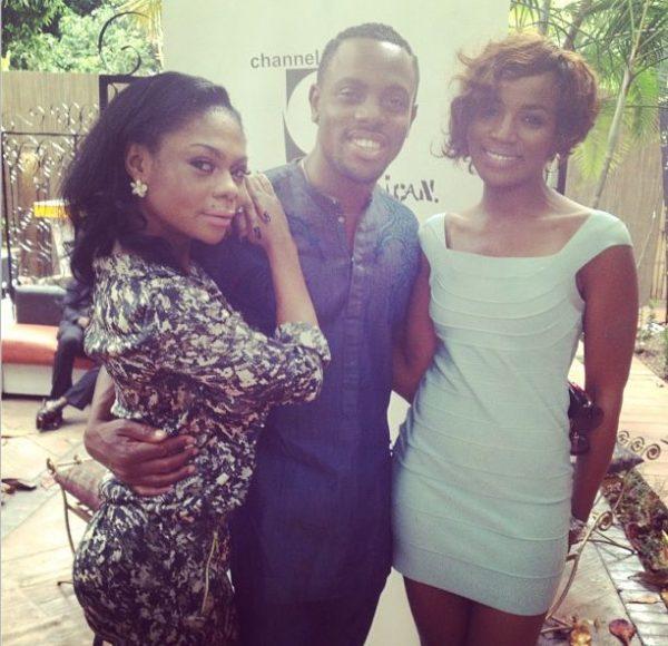 Karen Igho, Melvin Oduah & Seyi Shay