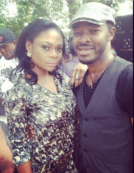 Karen Igho & OC Ukeje