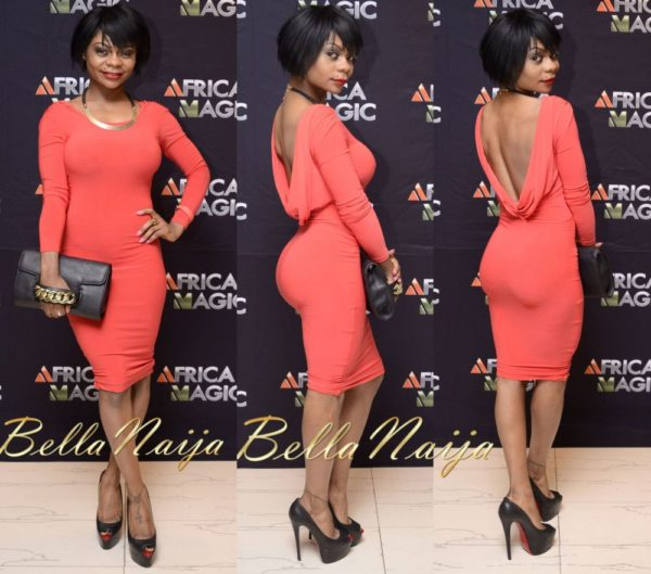 Karen Igho at Bevely & Melvin's Welcome Back Party - September 2013 - BellaNaija 022