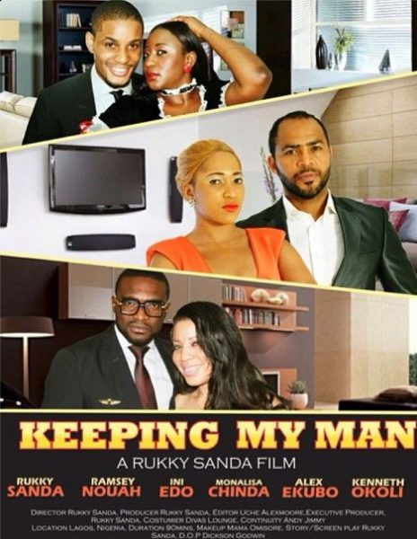 Keeping My Man - September 2013 - BellaNaija