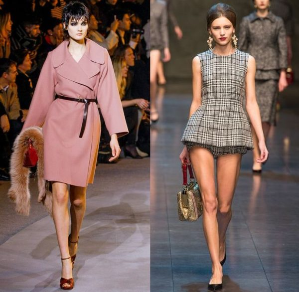Marc Jacobs Fall 2013/Dolce & Gabbana Fall 2013